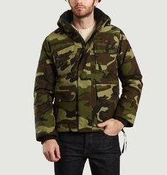 Maitland Camo Jacket