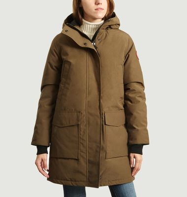 Parka Canmore Patchs Cordura Manches et Epaules