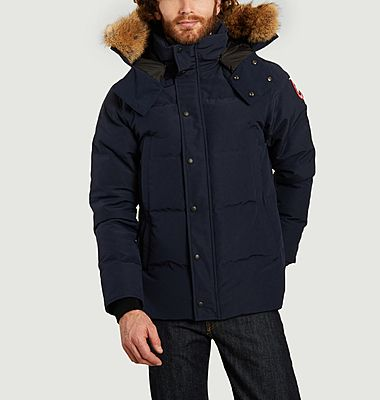 Wyndham Short Parka