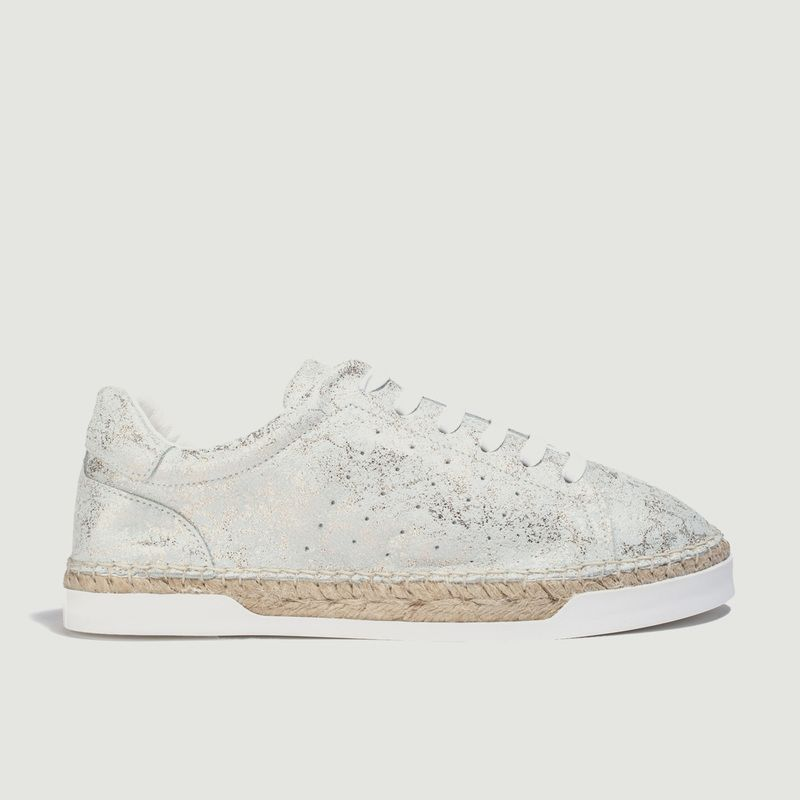 Sneakers Lancry Marbré - Canal Saint Martin