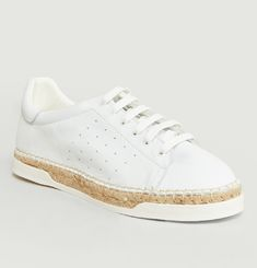 Lancry Leather Trainers