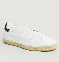 Bichat Suede Trainers