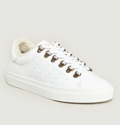 Sneakers Folie en cuir