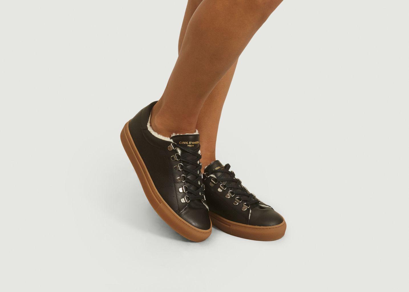 Sneakers Folie - Canal Saint Martin