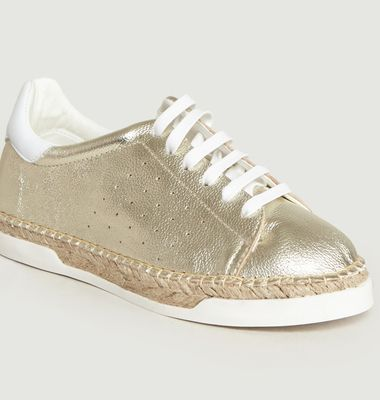 Sneakers Lancry Champagne