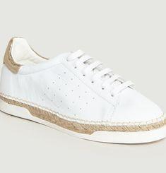 Sneakers Lancry A Talon Doré