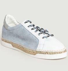 Sneakers Bi-Matière Lancry