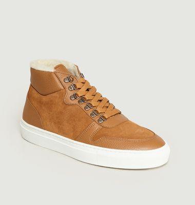 Sneakers Montantes Fourrées Léon