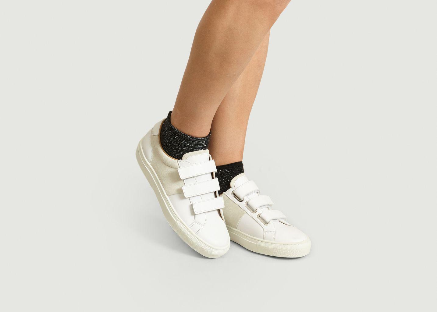Sneakers A Scratch Jules - Canal Saint Martin
