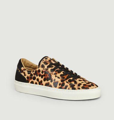 Sneakers Léopard Eugène