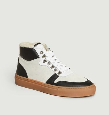 Sneakers Montantes Léon
