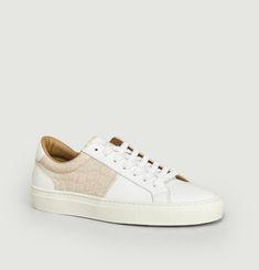 Louis sneakers Canal Saint Martin