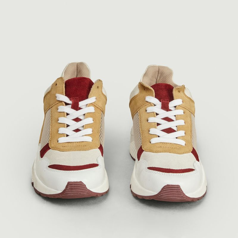 Sneakers Henri - Canal Saint Martin