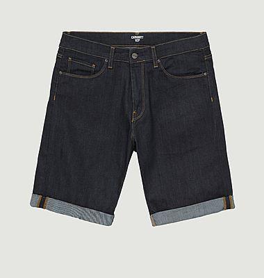 Short en jean brut Swell