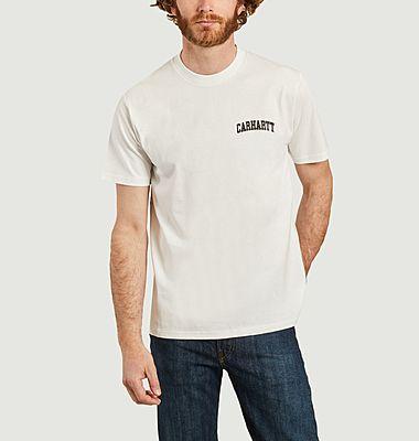 T-shirt University Script
