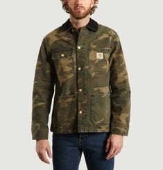 Veste Michigan Camouflage