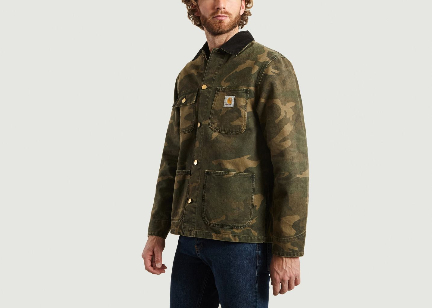 Veste Michigan Camouflage - Carhartt WIP