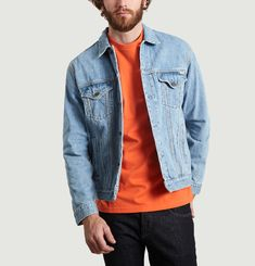 Veste Trucker en Denim
