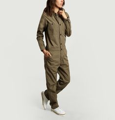 W Cass Coveralls
