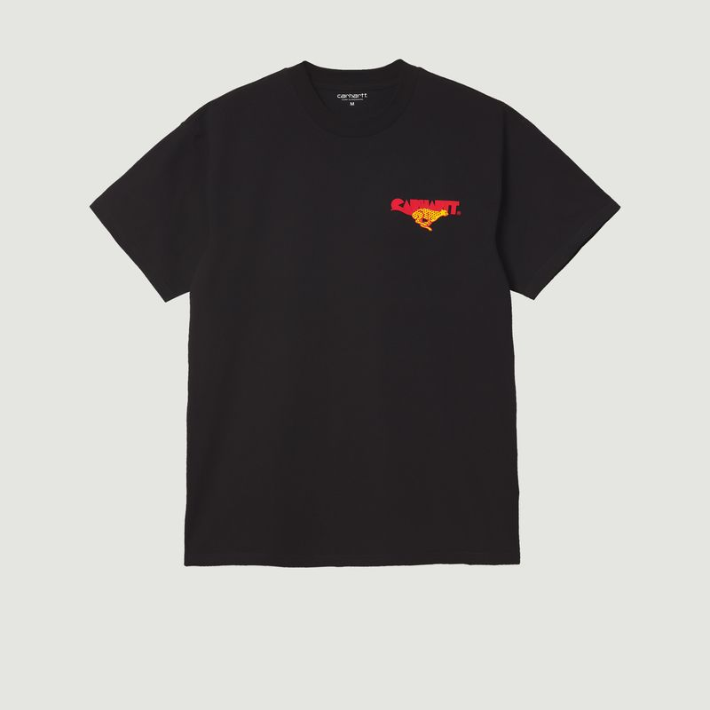 T-shirt imprimé en coton bio Runner - Carhartt WIP
