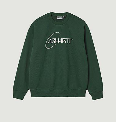Sweatshirt imprimé Orbit