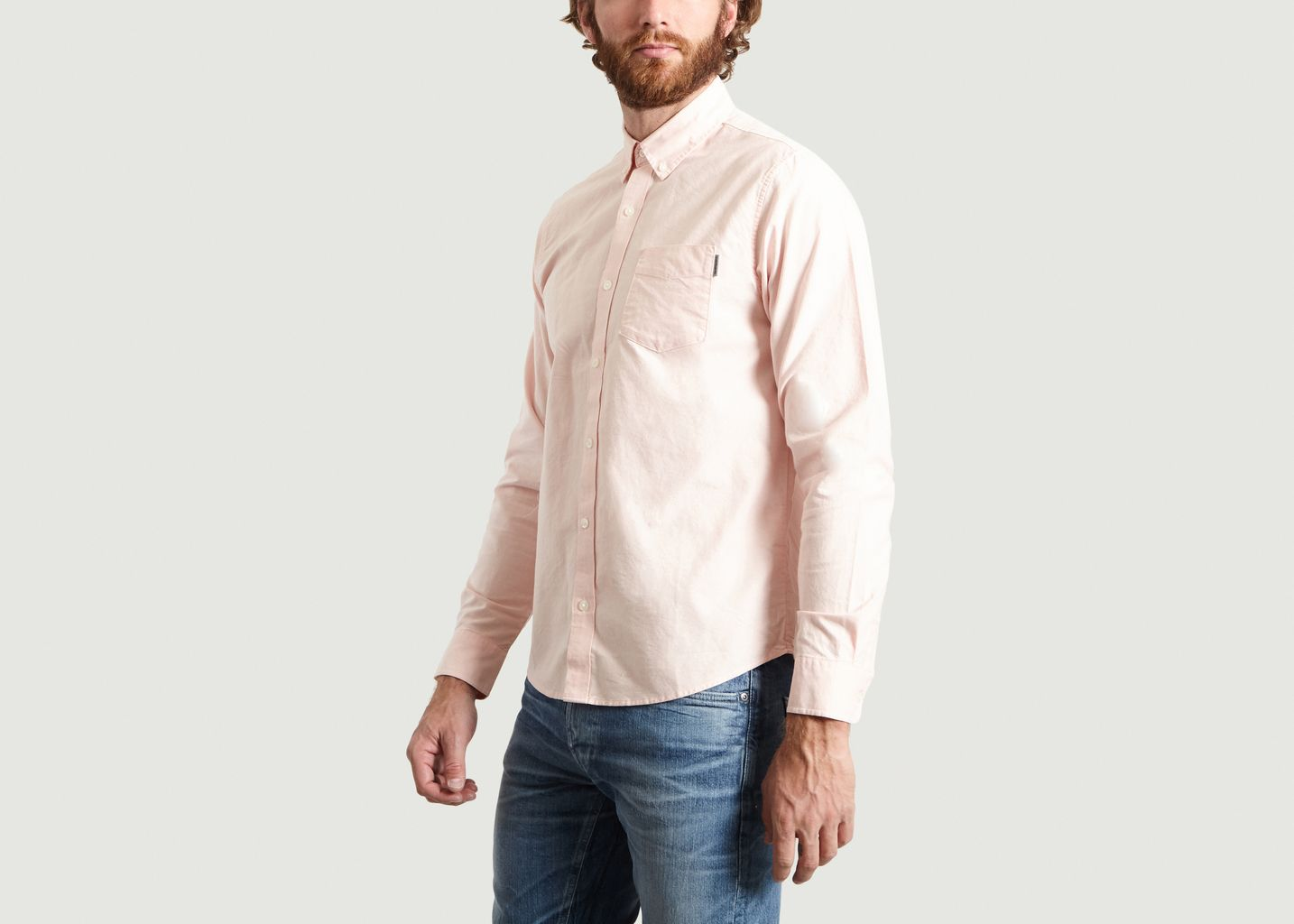 Chemise L/S Oxford - Carhartt WIP