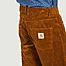 matière Pantalon Carhartt Newel - Carhartt WIP