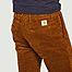 matière Pantalon Carhartt Sid - Carhartt WIP