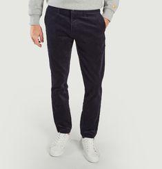 Pantalon Sid en velours