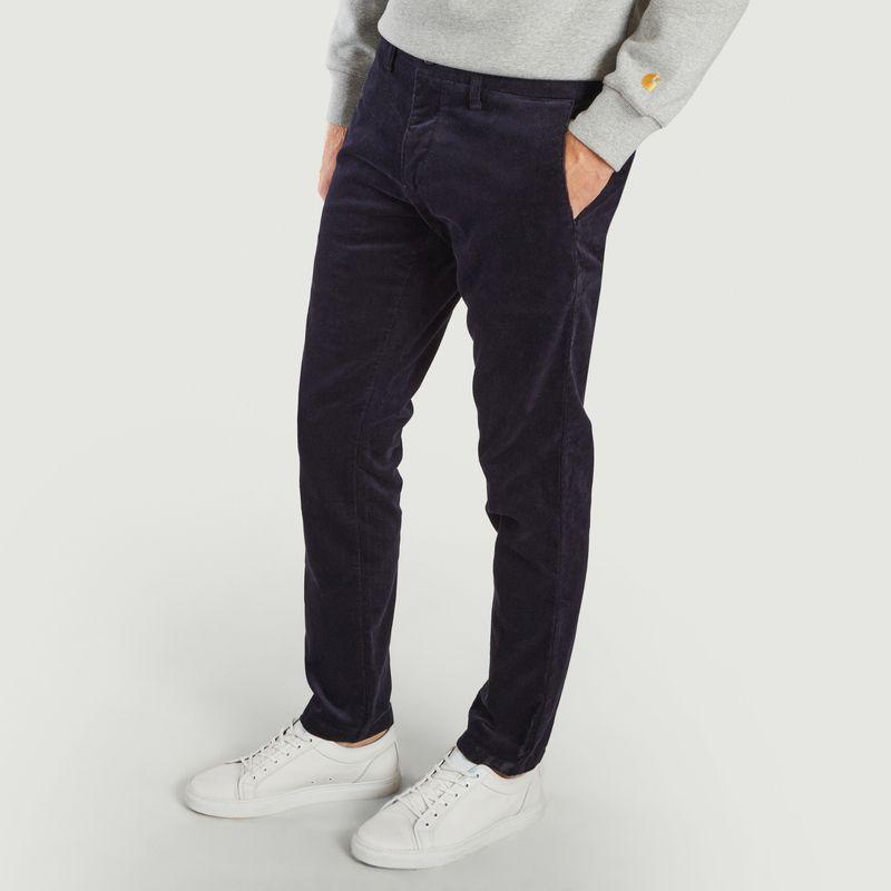 Pantalon Sid en velours  - Carhartt WIP