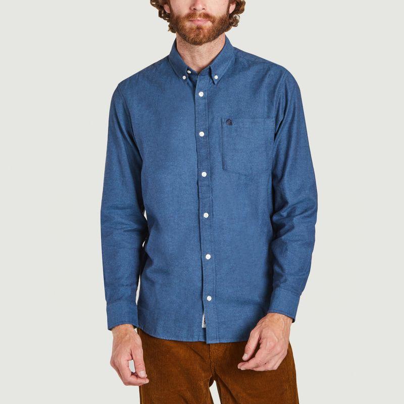 Chemise Carhartt L/S Dalton Shirt - Carhartt WIP