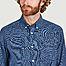 matière Chemise Carhartt L/S Dalton Shirt - Carhartt WIP