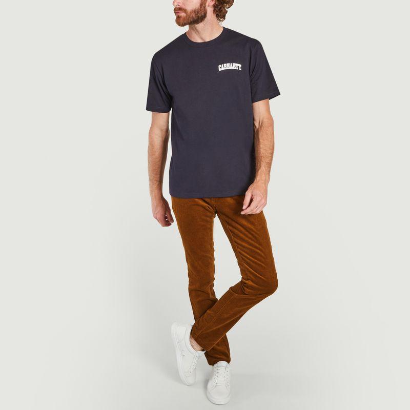 T-shirt Carhartt S/S University Script  - Carhartt WIP