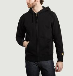 Zipped Hoody Chase