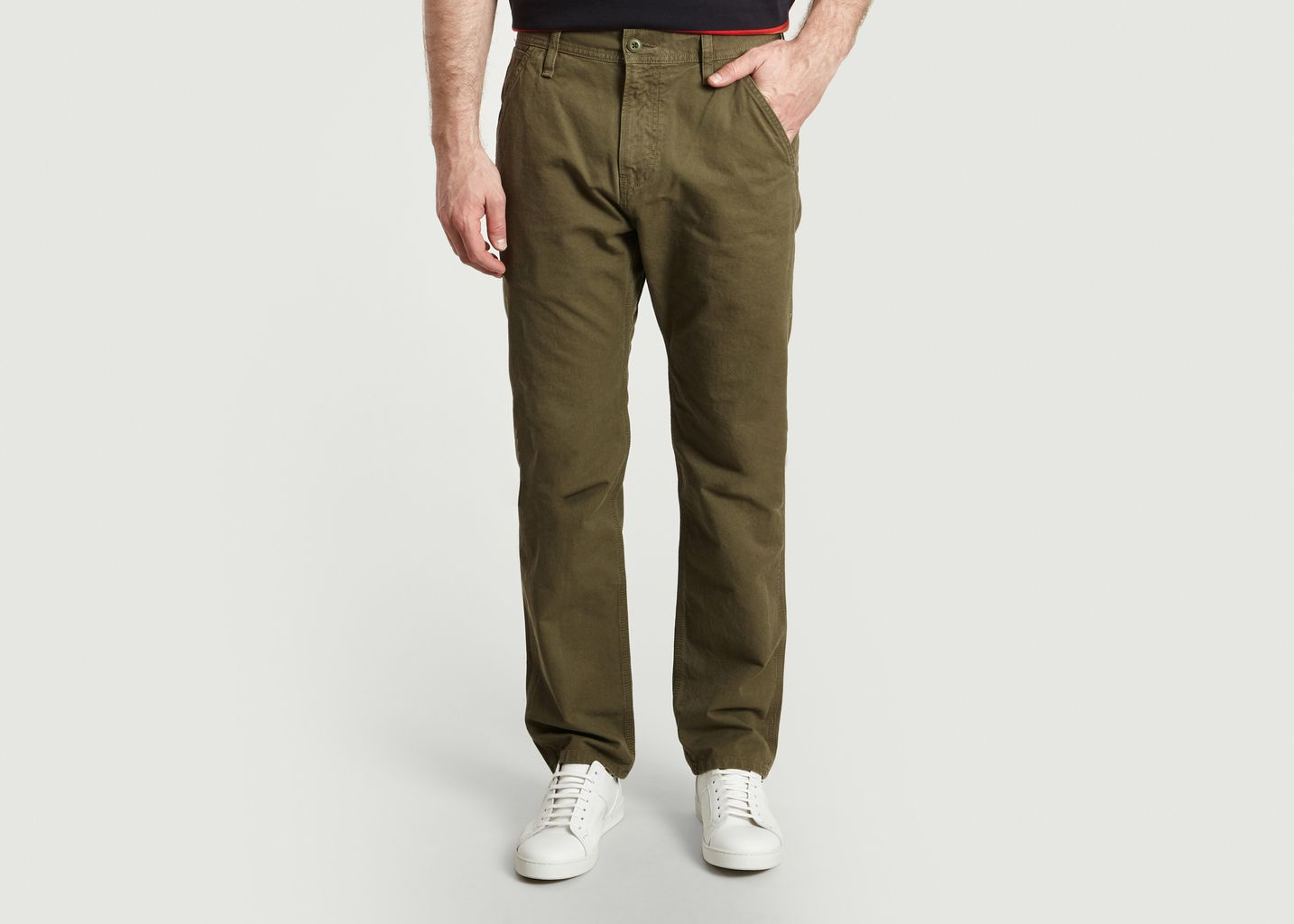 low price sale good looking new design Chalk Trousers