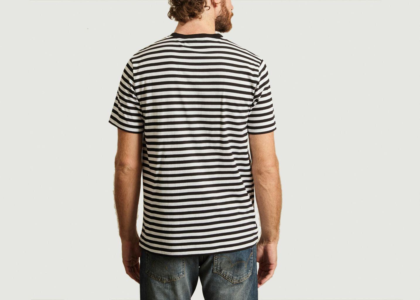 T-shirt Haldon Pocket à Rayures - Carhartt WIP