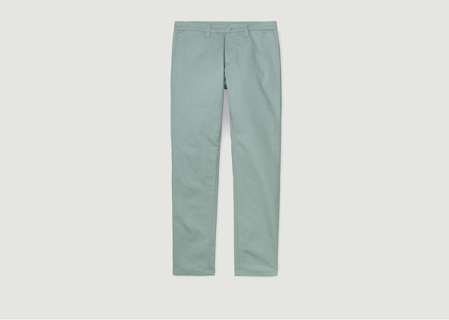 Pantalon chino slim fit Sid - Carhartt WIP