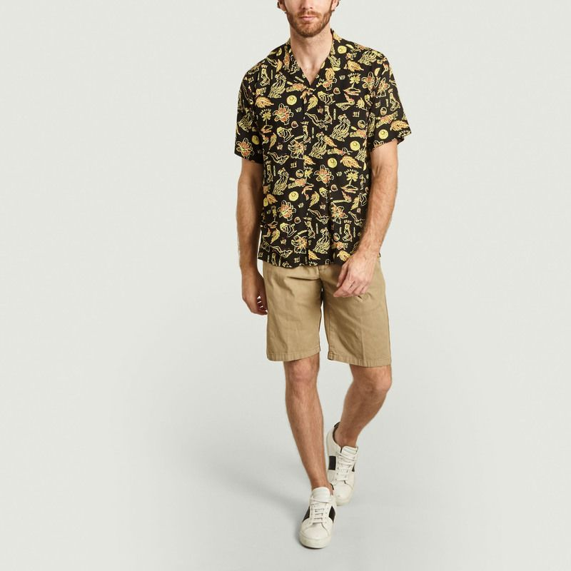 Chemise manches courtes loose Paradise - Carhartt WIP