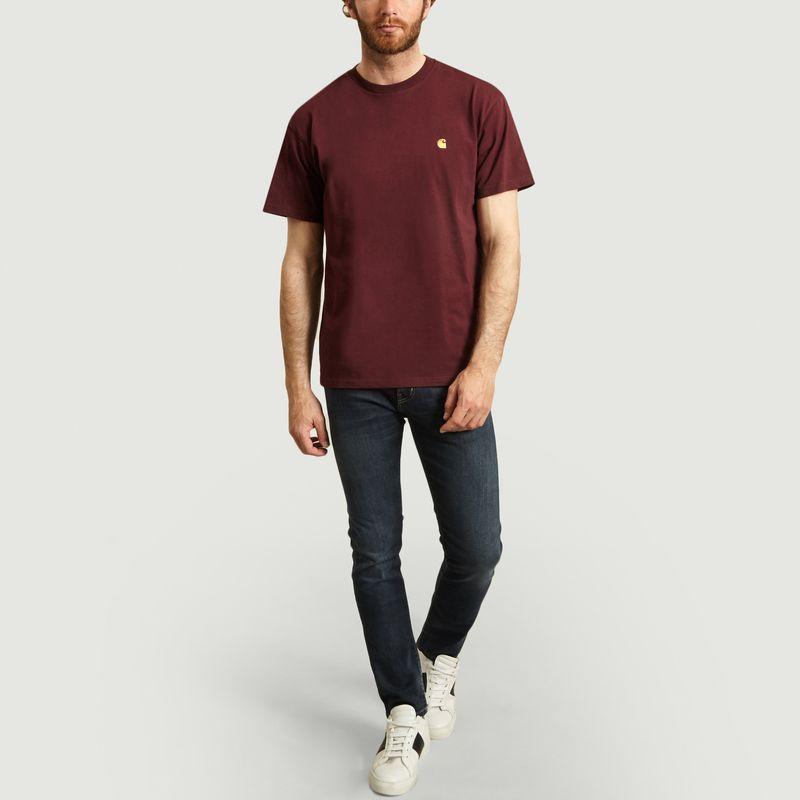T-shirt siglé Chase - Carhartt WIP