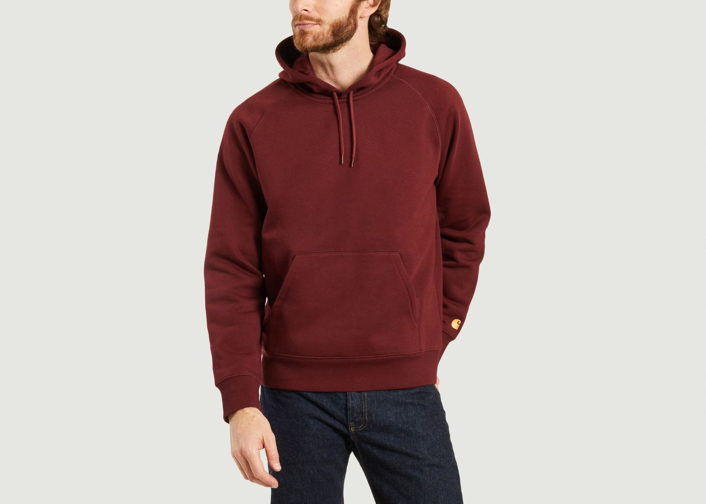 Sweatshirt à capuche Chase - Carhartt WIP
