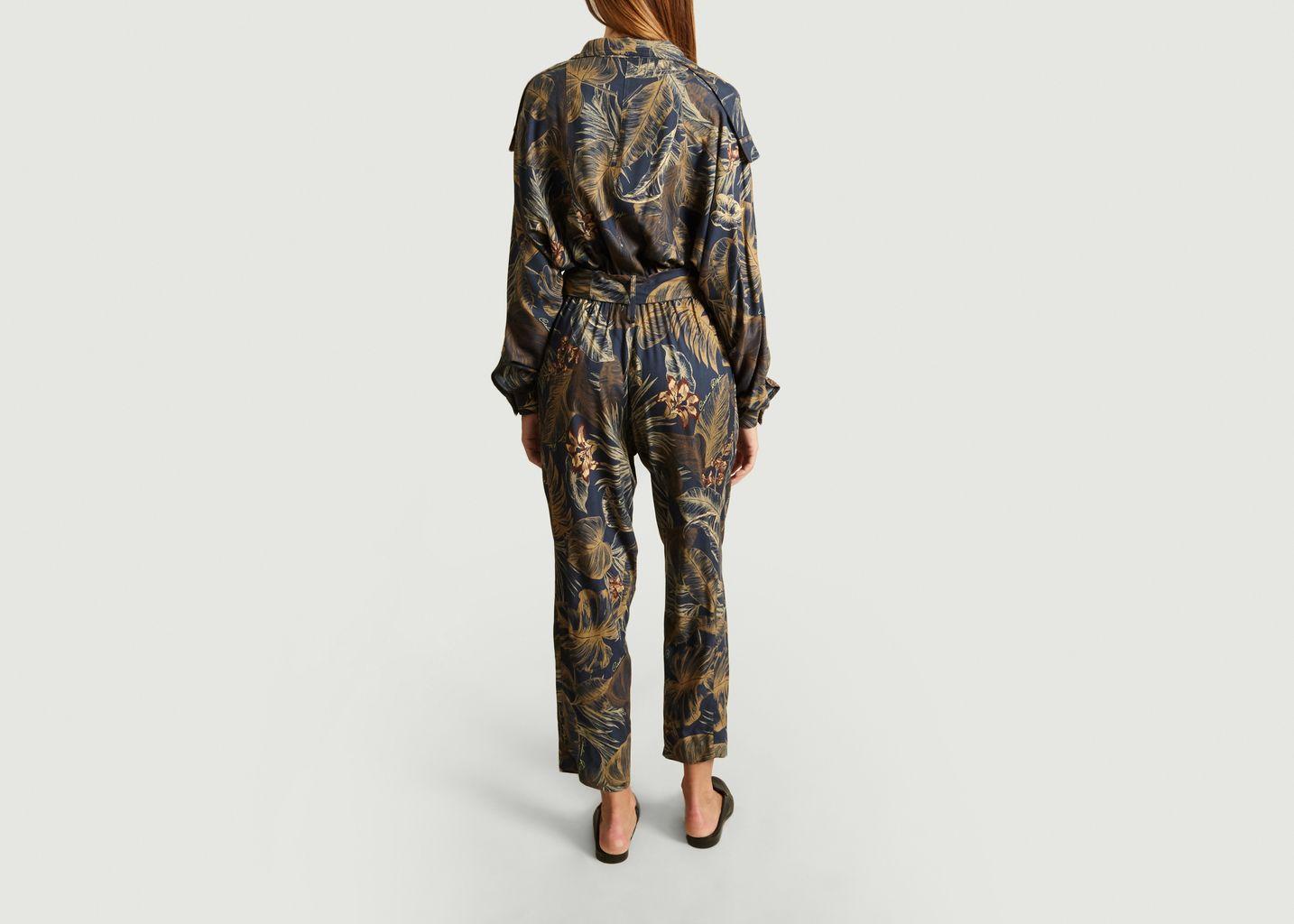 Combinaison Print Jungle Dallas - Carolina Ritzler
