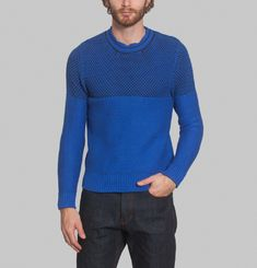 Pull Maille Basket
