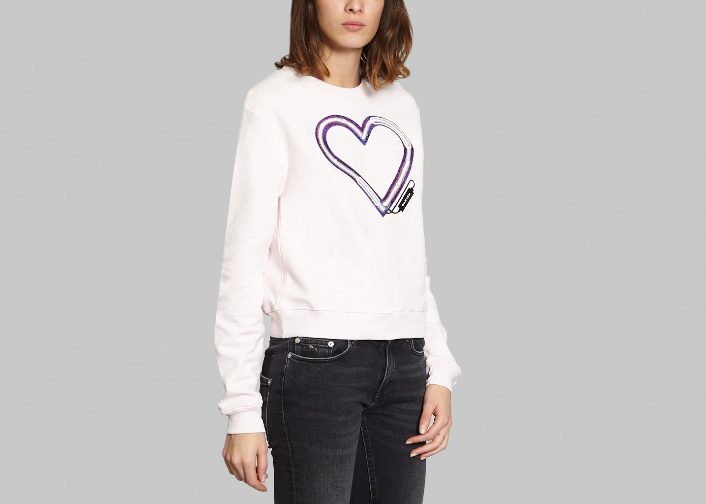 Sweat Coeur - Carven