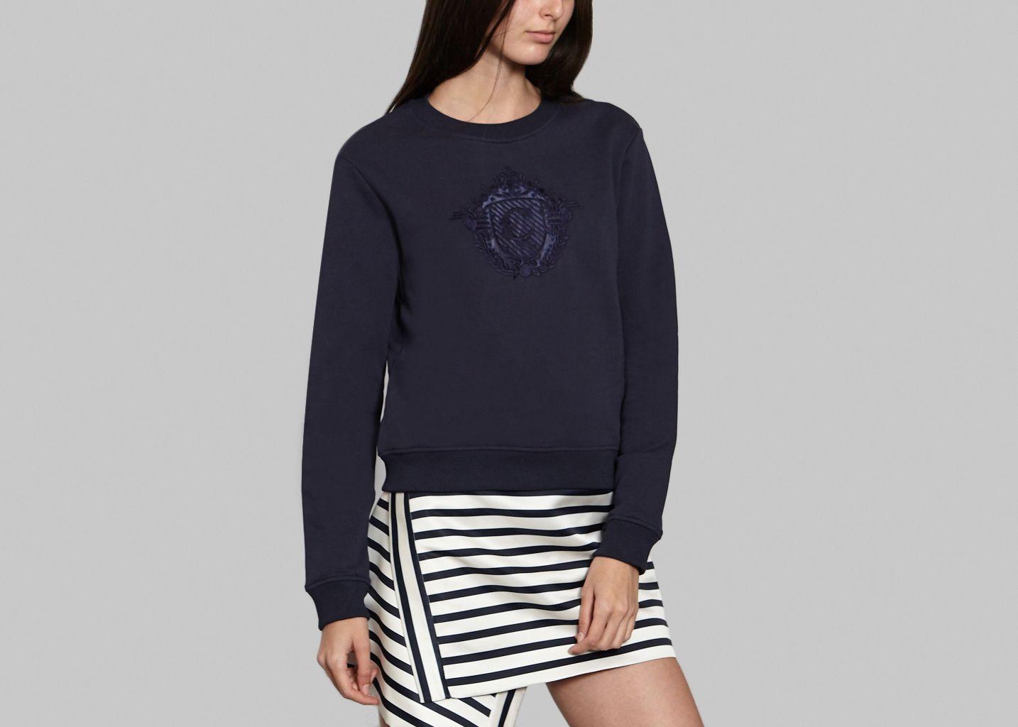 Sweatshirt Blason - Carven