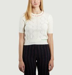 Cross Detail Jumper