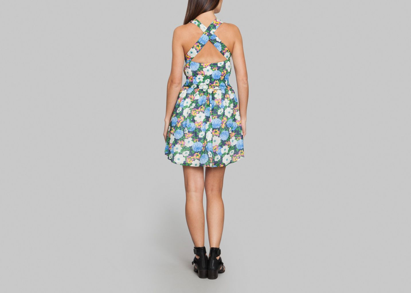 Voile de Fleurs Dress - Carven