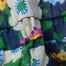 matière Robe Voile de Fleurs - Carven