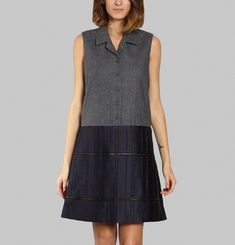 Jacquard Rive Dress