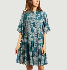Lace Pattern Dress