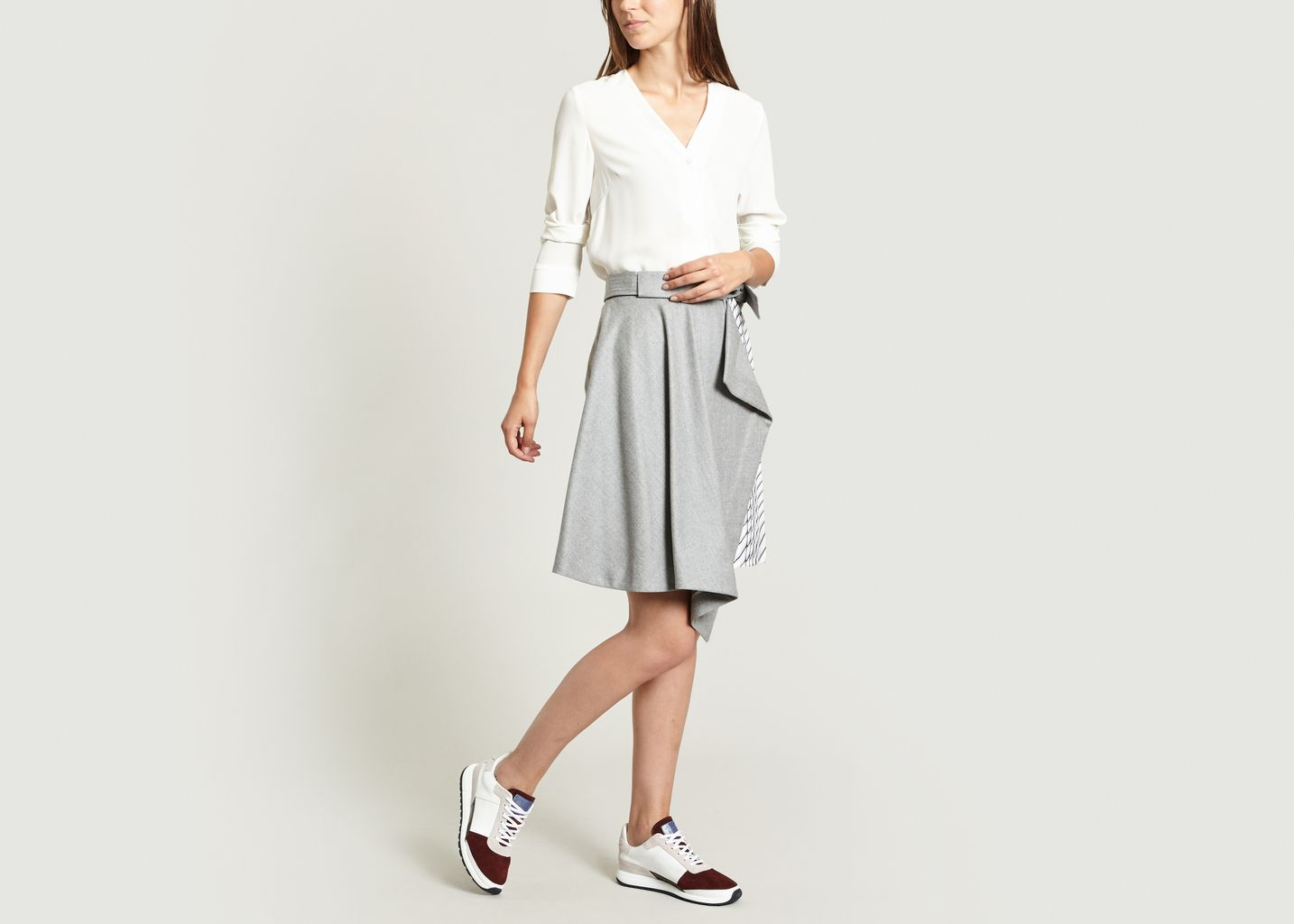 Pleated Skirt - Carven